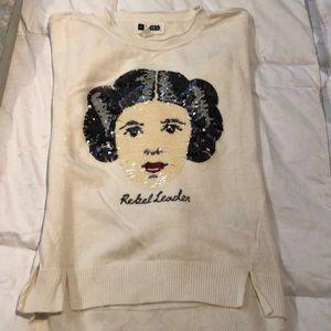 Princess Lea sweater
